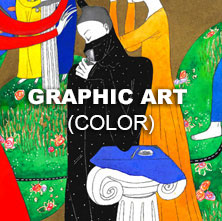 Graphic art color