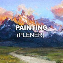 Plener painting